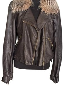 Buffalo David Bitton Leather Jacket