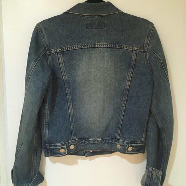 Juicy Couture Womens Jean Jacket Image 1