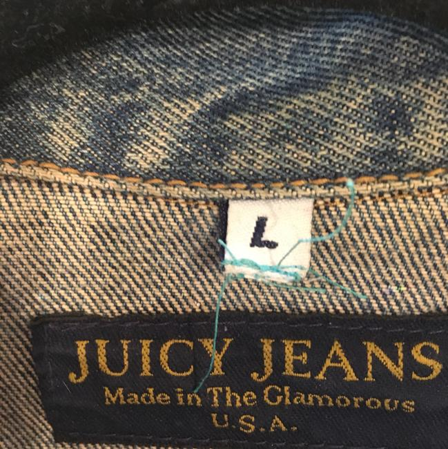 Juicy Couture Womens Jean Jacket Image 2