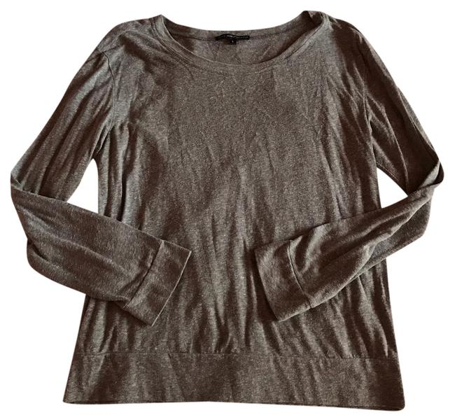 Item - Heather Grey Urban Outfitters Long Sleeve Tee Shirt Size 12 (L)