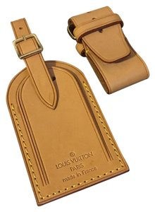 Louis Vuitton Louis Vuitton Laggage Name Tag Set With Box