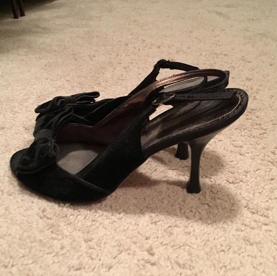 BCBGMAXAZRIA Black Pumps Image 1