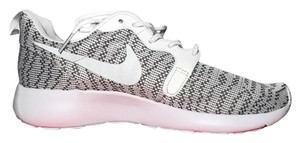 Nike Gray and White Athletic