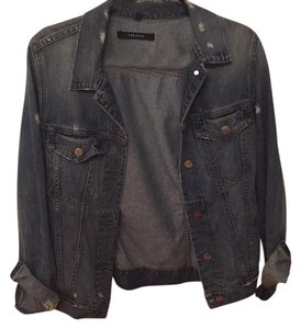 J Brand Denim Womens Jean Jacket