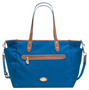 Coach Sawyer Bright Mineral Diaper Bag