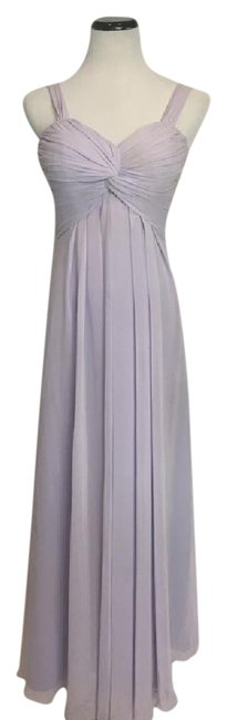 Item - Lilac Gown Long Formal Dress Size 4 (S)