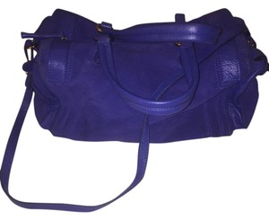 Zenith Blue Handbag Cross Body Bag