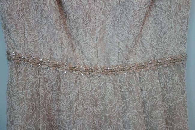 Kay Unger Wedding Sparkle Knee-length New Mother Of The Bride Dress