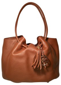MICHAEL Michael Kors Ring Tote in Luggage