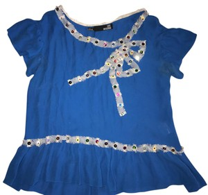 Love Moschino Top Blue