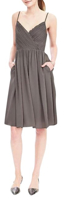Preload https://img-static.tradesy.com/item/19853482/banana-republic-pacific-taupe-strappy-crossover-vee-above-knee-cocktail-dress-size-14-l-0-3-650-650.jpg
