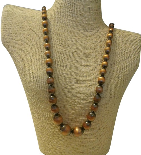 Preload https://img-static.tradesy.com/item/19853485/women-brushed-copper-necklace-0-3-540-540.jpg