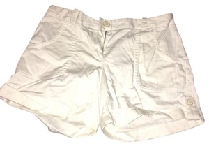 Vineyard Vines Cuffed Shorts White