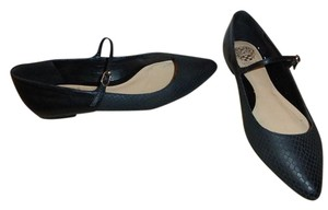 Vince Camuto Mary Jane Career black Flats