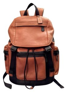 Coach Leather Trekpack Backpack