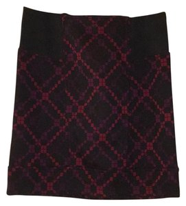 Free People Mini Skirt Multi