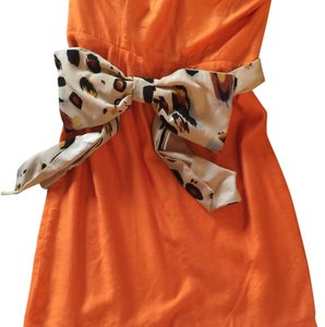 Judith March short dress Orange on Tradesy