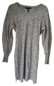 Isabel Marant short dress Grey Jersey Unique on Tradesy