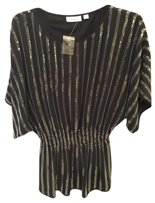 Preload https://img-static.tradesy.com/item/19854066/joan-rivers-black-night-out-top-size-8-m-0-1-650-650.jpg