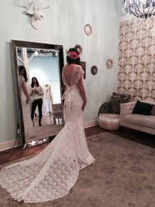 Anna Campbell Saasha Wedding Dress
