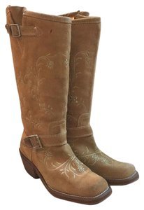 Rocket Dog Campus Tan Boots