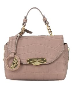 Versace Collection Tote in Taupe