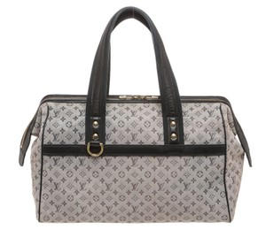 Louis Vuitton Josephine Lin Mini Monogram Satchel
