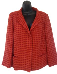 Carlisle Burnt orange Jacket