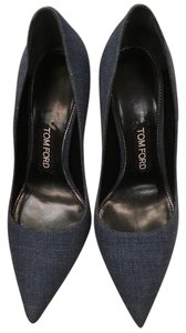 Tom Ford Denim/Jeans Pumps