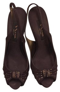 Nina Brown Platforms