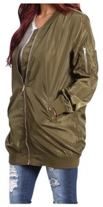 Boutique Branded Military Jacket