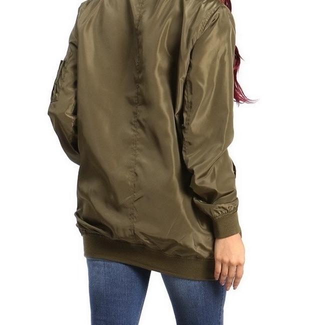 Boutique Branded Military Jacket Image 1