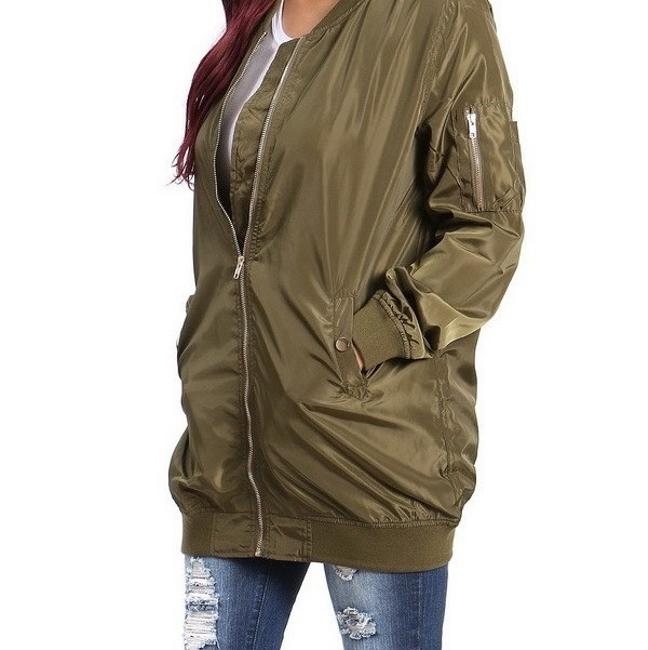 Boutique Branded Military Jacket Image 2