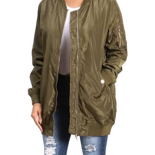 Boutique Branded Military Jacket Image 3