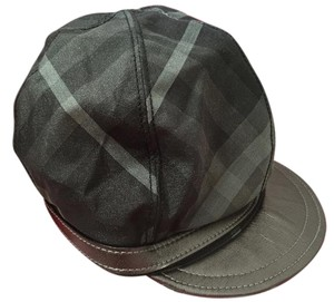 Burberry Nova Check Newsboy Hat