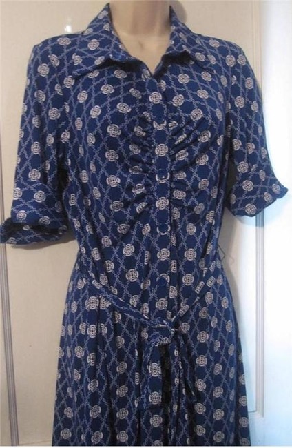 Laundry by Shelli Segal New/Unused With Tags Mod/Retro Versatile Flattering Style Or Casual Dress Image 3