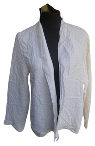 Eileen Fisher Xl 1x 2x Silk Cardigan