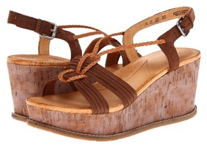 Naya Coffee Bean Sandals