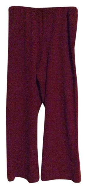 Preload https://img-static.tradesy.com/item/19855370/neiman-marcus-burgundy-cashmere-suit-in-very-good-condition-activewear-size-16-xl-plus-0x-0-1-650-650.jpg