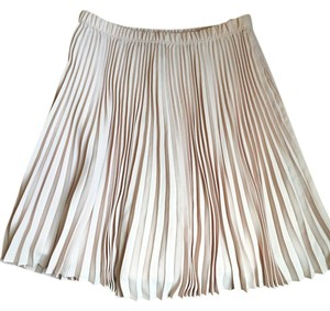 Banana Republic Skirt Champagne Pink