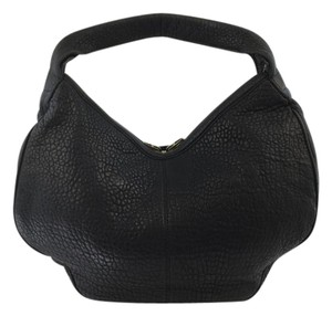 Alexander Wang Morgan Pebbled Leather Hobo Bag