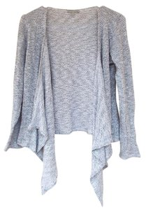Charlotte Russe Light Knit Asymmetrical Open Cardigan