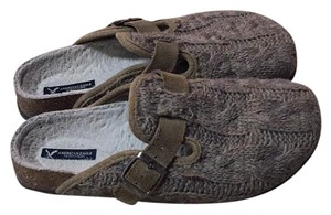 American Eagle Outfitters Sand Mules
