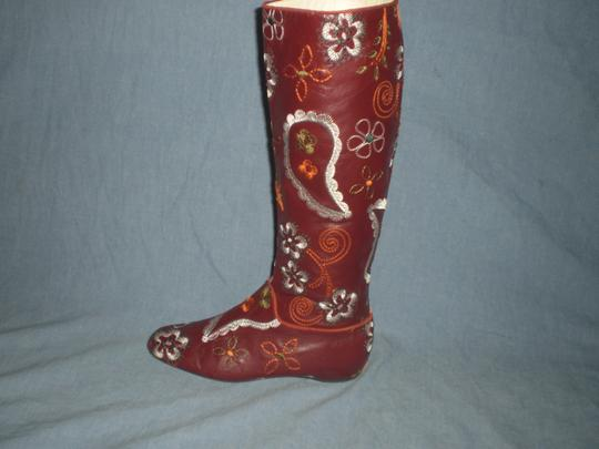 Bettye Muller multi color Boots Image 1
