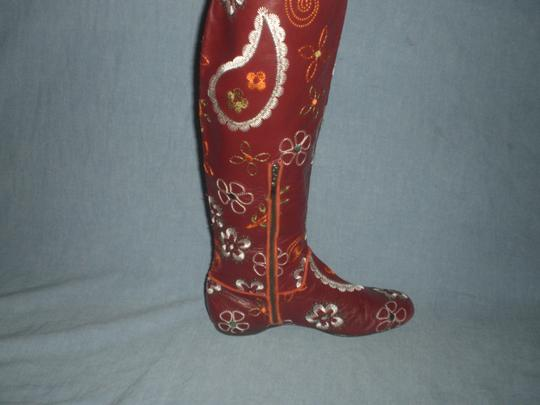 Bettye Muller multi color Boots Image 10