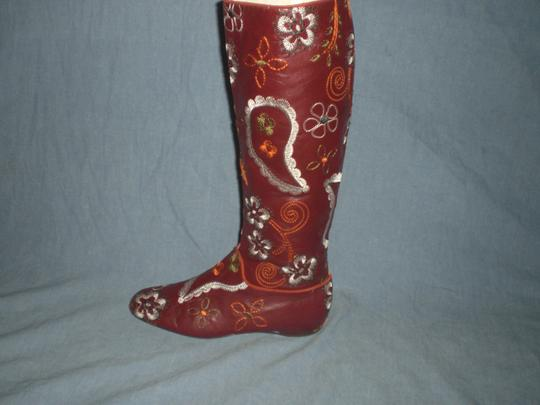 Bettye Muller multi color Boots Image 9