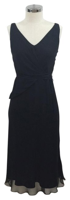 Preload https://img-static.tradesy.com/item/19855699/bebe-black-silk-chiffon-wrap-knee-length-cocktail-dress-size-4-s-0-1-650-650.jpg