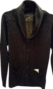 Ralph Lauren Black Label Cardigan Designer Sweater