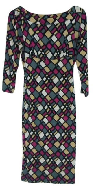 Diane von Furstenberg short dress Muilt colors on Tradesy Image 0