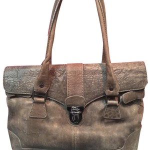jenrigó Satchel in Gray